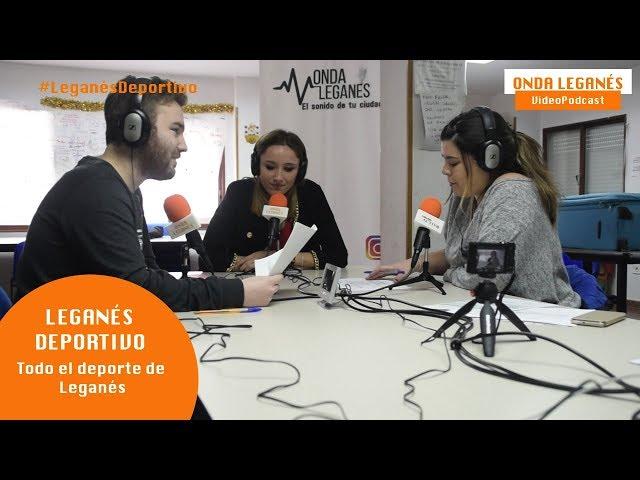MARTA PEREZ en Leganés Deportivo (21 Enero 2018)