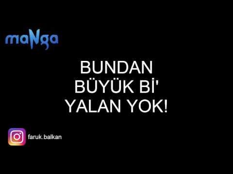 maNga - Dünyanın Sonuna Doğmuşum (Karaoke Version) [HD]
