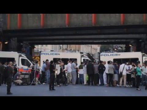 Was mental health an issue in the deadly London attack?