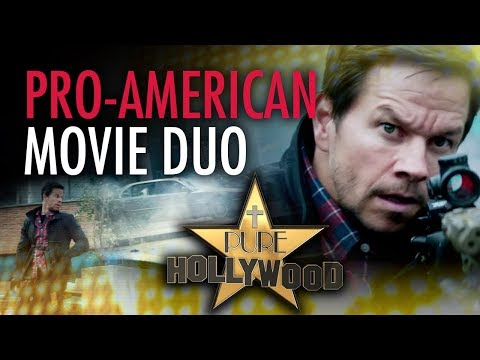 "Will Wahlberg repeat winning pro-America formula in ""Mile 22""? 