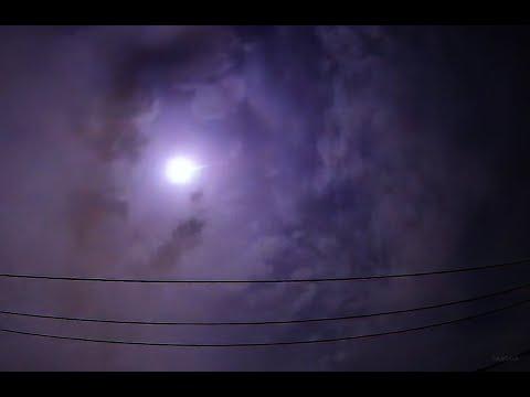 2020年7月2日、東京上空に流れた大火球