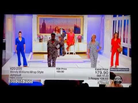 Wendy Williams Collection on HSN with Plus Model LaTonia Robinson. http://bit.ly/2Yb8h6Y
