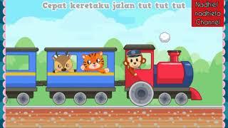 Lagu anak naik kereta api kartun    lagu anak anak    kartun anak