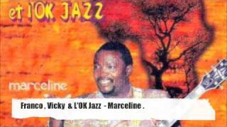 Download Franco et L'OK Jazz  - Marceline MP3 song and Music Video