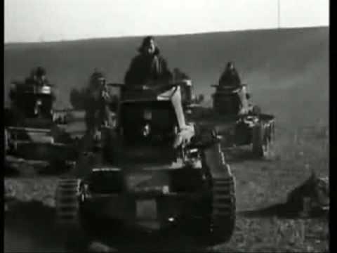 Matilda Mark I Infantry Tank