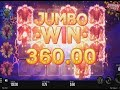 Pink Elephants Slot - JUMBO WIN!