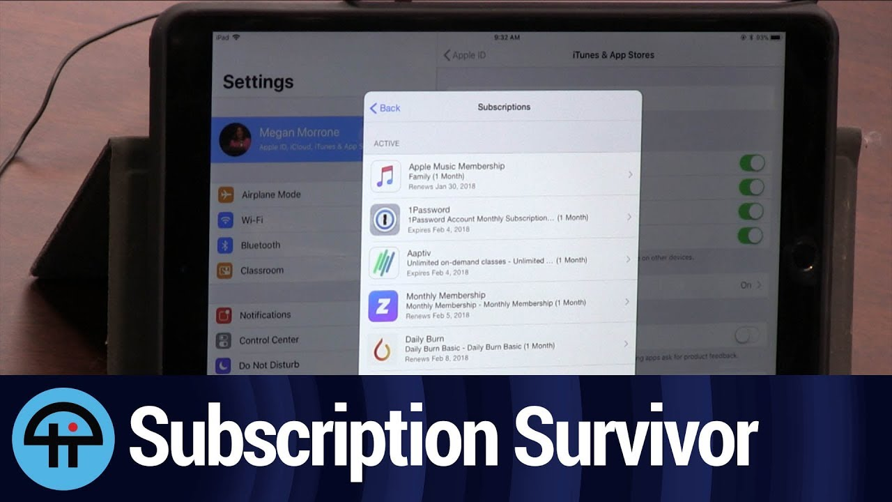 apple monthly subscription