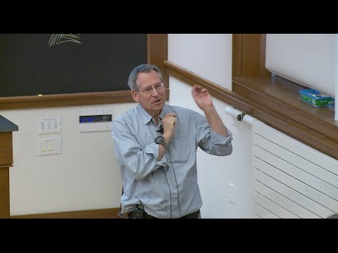 "John Preskill  ""Quantum Information and Spacetime"""