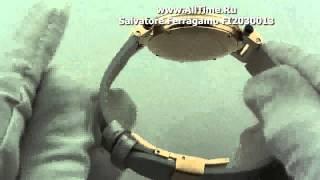видео Salvatore Ferragamo - каталог часов