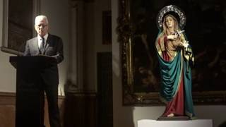 Presentación Virgen del Buen Camino. José Jiménez Guerrero. Málaga, 2 marzo 2017 (2)