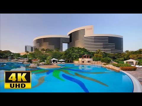 Grand Hyatt Dubai – Luxury Resort Hotel  review | video 4k