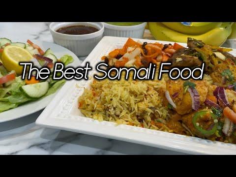 THE BEST SOMALI FOOD — QADO DHAMEYS TIRAN— CUNTO SOMALI AAD UMACAAN BADAN