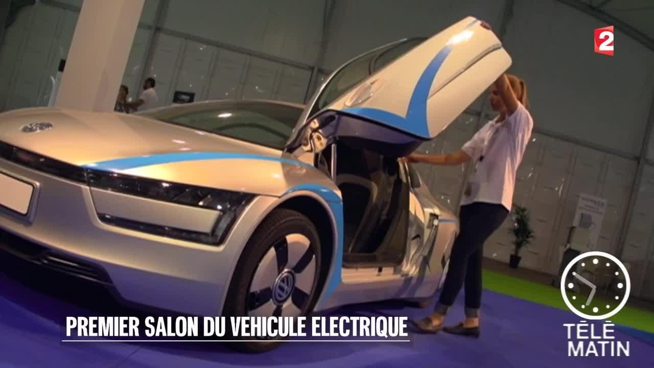 Auto le premier salon du v hicule electrique et de la - Salon de la mobilite ...