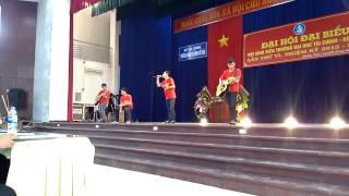 (Tạ Quang Thắng) Lá cờ - hội guitar trường đại học tài chính kế toán Quảng Ngãi