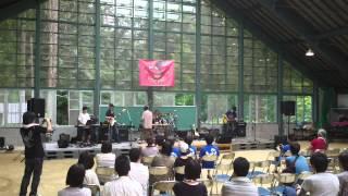 2013年7月14(日)飛騨市古川町で開催された 「ミュージックファーム in...