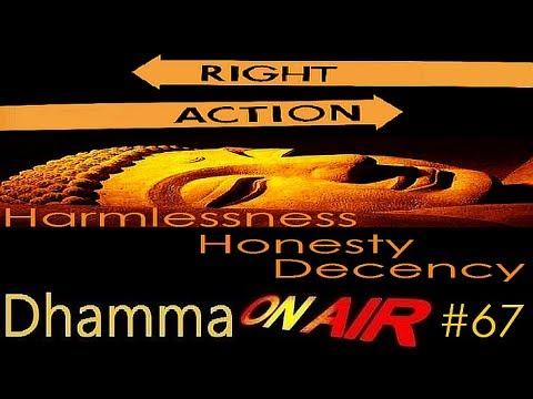 Dhamma on Air #67: Feeding Right Action