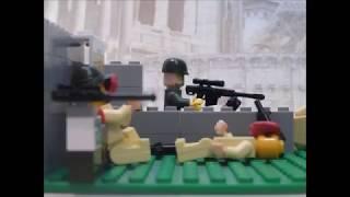 Лего кино про Великую Отечественную Войну (ВОВ)