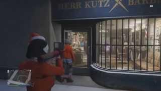 TheBrainDit и AlexPozitiv - GTA Online