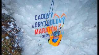 Ľadový a drytoolový maratón Slovenský raj 2020