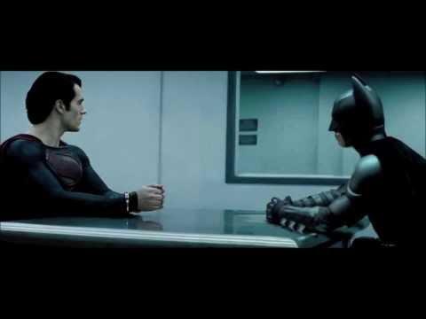 World's Finest Test - Man of Steel/The Dark Knight