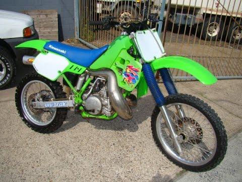 KAWASAKI KX500 1988