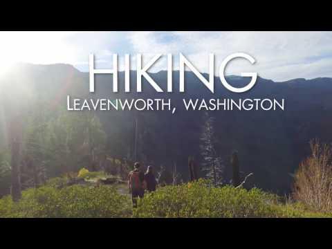 Hiking in Leavenworth, WA