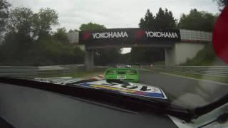 7. VLN Lauf 2010 - #105 Dörr Motorsport BMW Z4 GT3