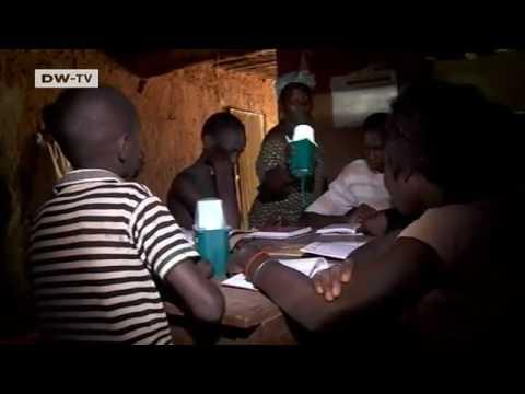 Licht mit der Kraft der Sonne im Senegal | Global Ideas