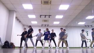 BTS (방탄소년단) 'Boy With Luv' Dance Practice by Kings Crew from VIETNAM