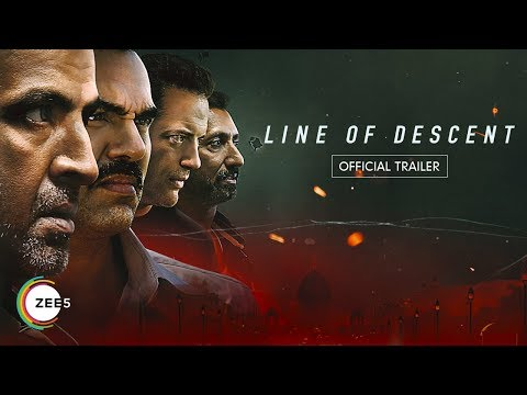 Line of Descent   Official Trailer   Streaming Now on ZEE5