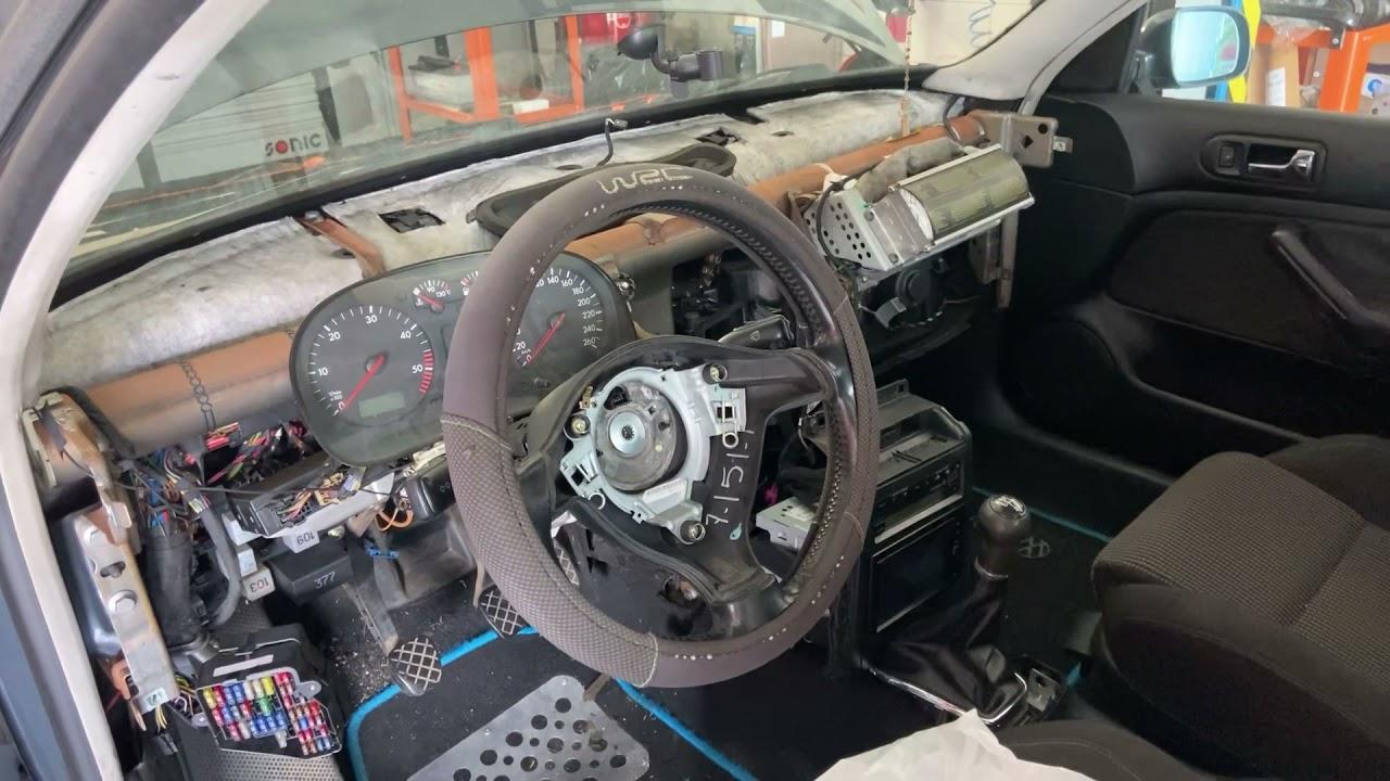 Download Código Erro 01271 (V68) VW Golf 4 1.9 TDI / Substituição Braços Suspensão Audi A4 1.8TFSI
