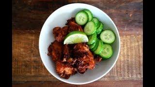 Ayam Goreng Serai (Fried Lemongrass Chicken)