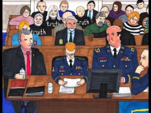 Pfc. Bradley E. Manning's Statement for the Providence Inquiry