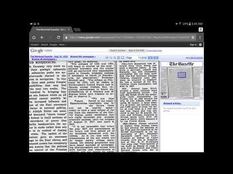 Mandela Effect  (I Found Another Newspaper From 1932 About August 2017 Solar Eclipse & 2024 Eclipse)