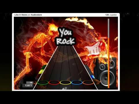 Audioslave - Like a Stone (Guitar Flash)