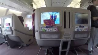 garuda indonesia business class a330 200 syd to dps review executive class