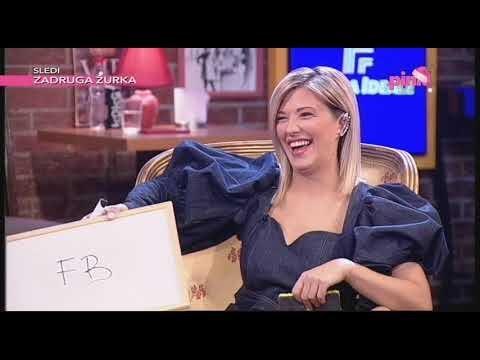 Uvod u 19.emisiju (15.01.2019) - Kija Kockar i Milica Pavlović (Ami G Show S11)