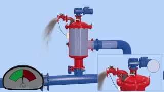 Сетчатый фильтр для очистки воды Amiad(НПЦ ПромВодОчистка: оборудование для водоподготовки и очистки воды. Тел.: 8 800 1000-980. http://prom-water.ru., 2014-03-13T06:29:08.000Z)