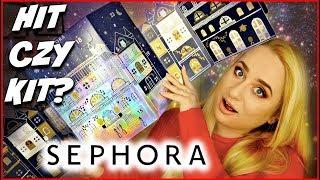 Otwieram CAŁY KALENDARZ Sephora!