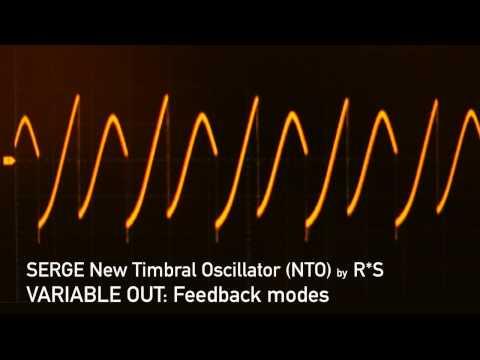 Serge NTO Waveforms
