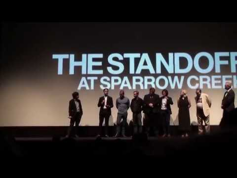 THE STANDOFF AT SPARROW CREEK World Premiere Q&A Henry Dunham, James Badge Dale, Brian Geraghty
