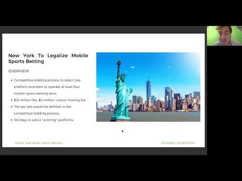 New York Online Sports Betting Overview!