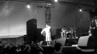 DISIZ LA PESTE - Inspecteur Disiz (Dour Live)