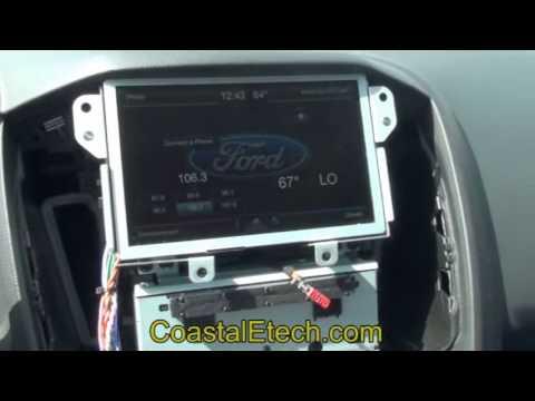 Ford Galaxy Mk2 Wiring Diagram Focus Alternator Mytouch Installation Youtube