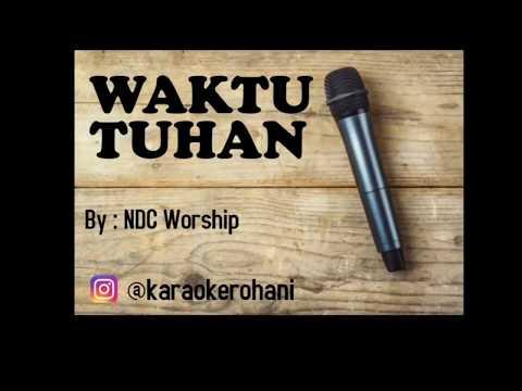 waktu-tuhan---ndc-worship-(-karaoke-  -piano-version-)