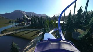 rmc t rex planet coaster