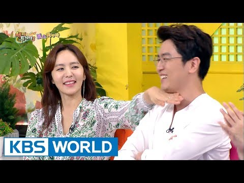 Park Jiyoon's income is no.1 among presenters' wives? [Happy Together / 2017.09.21]