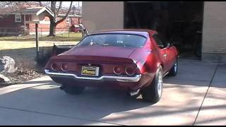 1973 Camaro Pypes Stainless exhaust