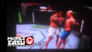 The most ridiculous EA UFC glitch ever