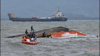 Kapal Motor Tenggelam di Perairan Makassar, 13 Penumpang Tewas